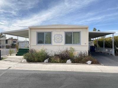 Mobile Home at 2627 S. Lamb Blvd. Las Vegas, NV 89121