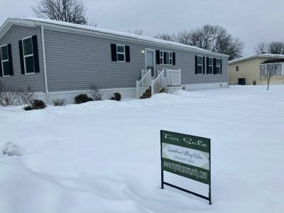 Mobile Home at 53 Acorn Ct. South Bath, PA 18014