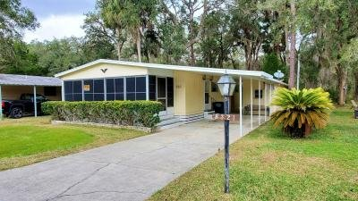 Mobile Home at 8321 W. Promenade Dr. Homosassa, FL 34448