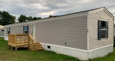 Mobile Home at 24 Spark Lane Rustburg, VA 24588