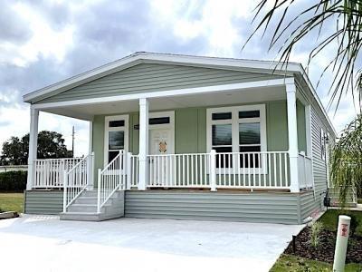 Mobile Home at 29145  Cutter Lane Lot #9 Leesburg, FL 34748