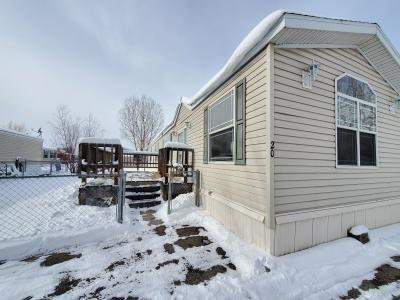 Mobile Home at 20 Rainier N Billings, MT 59105