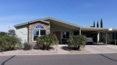 Mobile Home at 8500 E. Southern Ave. Lot #366 Mesa, AZ 85209