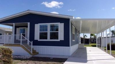 Mobile Home at 206 Orange Manor Drive, Lot 35 Winter Haven, FL 33884