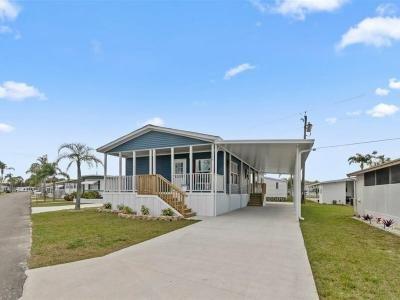 Mobile Home at 206 Orange Manor Drive, Lot 109 Winter Haven, FL 33884