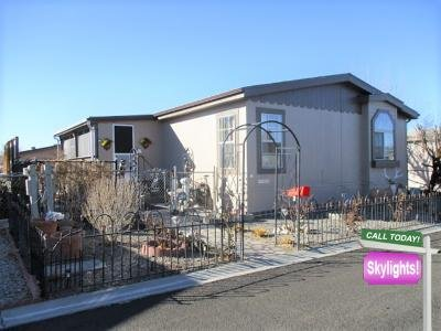 Mobile Home at 132 Farmington Way Fernley, NV 89408