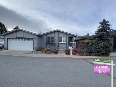 Mobile Home at 81 Cabernet Pkwy Reno, NV 89512