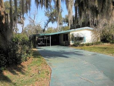 Mobile Home at 55 N Bobwhite Road Wildwood, FL 34785