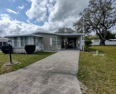 Mobile Home at 10034 SE 22nd Path Webster, FL 33597