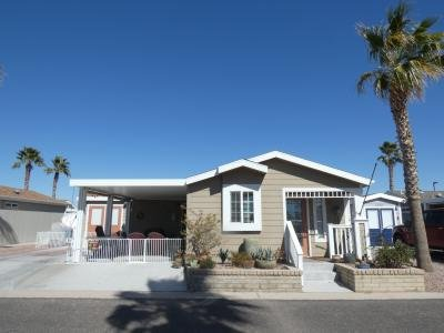 Mobile Home at 1110 North Henness Rd. #1358 Casa Grande, AZ 85122
