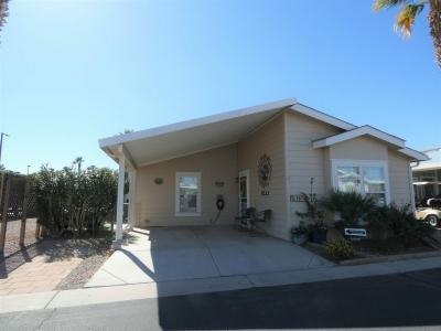 Mobile Home at 1110 North Henness Rd. #1679 Casa Grande, AZ 85122