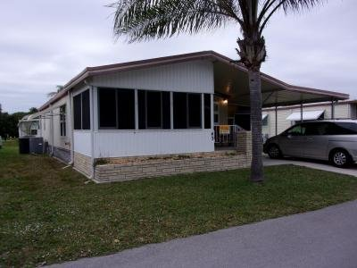 Mobile Home at 43 Iroquois No. Fort Myers Beach, FL 33931