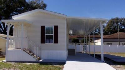 Mobile Home at 37041 Chancey Road, Lot 260 Zephyrhills, FL 33541