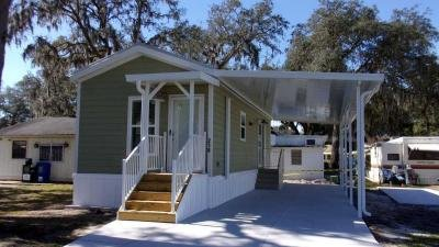 Mobile Home at 37041 Chancey Road, Lot 216 Zephyrhills, FL 33541