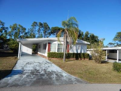Mobile Home at 10012 Bay Hill Ct. North Fort Myers, FL 33903