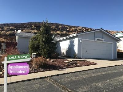 Mobile Home at 11 Chianti Way Reno, NV 89512