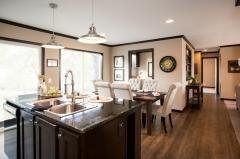 Bright Open Kitchen & Dining Room!