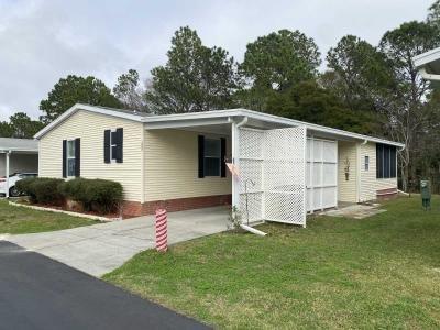 Mobile Home at 1887 SE Joan Rollins Ave Crystal River, FL 34429