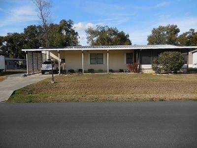 Mobile Home at 70 Robin Road Wildwood, FL 34785