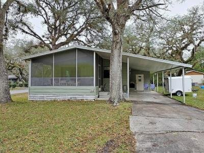 Mobile Home at 9901 SE Hwy 314, Lot E08 Silver Springs, FL 34488