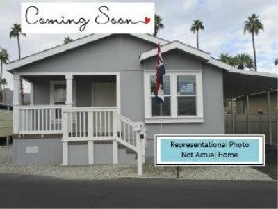 Mobile Home at 124 Coyote Cathedral City, CA 92234