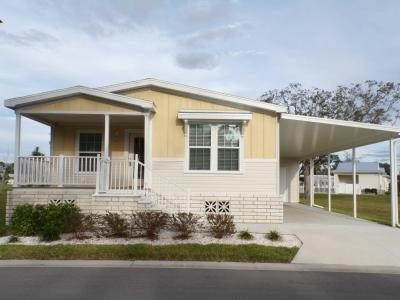 Mobile Home at 7120 Bartlett Ct. Ellenton, FL 34222