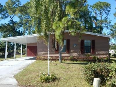 Mobile Home at 19217 Cedar Crest Court North Fort Myers, FL 33903