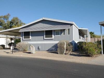 Mobile Home at 2233 E. Behrend Dr. #32 Phoenix, AZ 85024