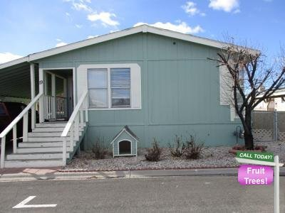 Mobile Home at 19 Firstdale Way Fernley, NV 89408
