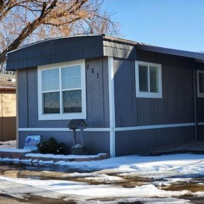 Mobile Home at 1400  S. Collyer, #281 Longmont, CO 80501