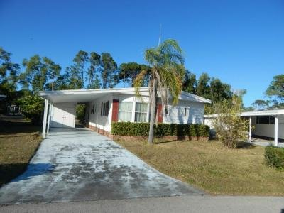 Mobile Home at 10012 Bay Hill Court North Fort Myers, FL 33903