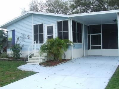 Mobile Home at 439 Bimini Cay Circle Vero Beach, FL 32966
