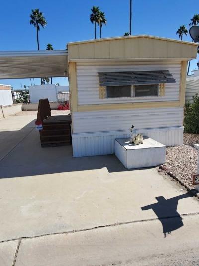 Mobile Home at 2123 E. 24th Place Yuma, AZ 85365