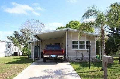 Mobile Home at 47 Montoya Fort Pierce, FL 34951