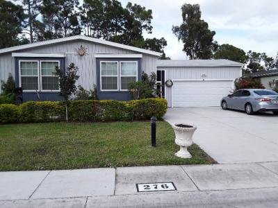 Mobile Home at 276 Las Palmas Blvd. North Fort Myers, FL 33903