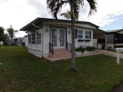 Mobile Home at 6224 NW 29th Place  Lot 259 Margate, FL 33063