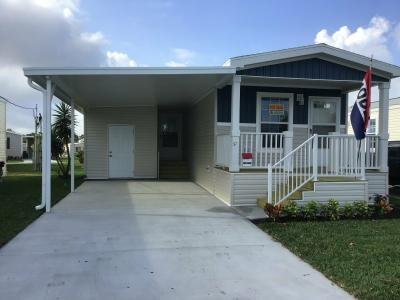 Mobile Home at 57 Hopetown Rd Micco, FL 32976