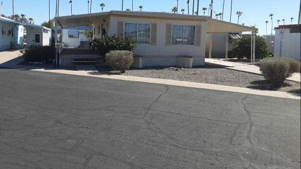 1971 HOME Mobile Home For Sale