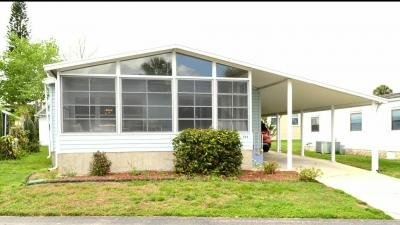 Mobile Home at 744 Honeysuckle Ln. Casselberry, FL 32707