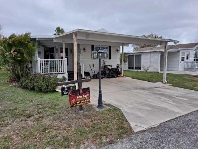 Mobile Home at 3737 El Jobean Road, #424 Port Charlotte, FL 33953