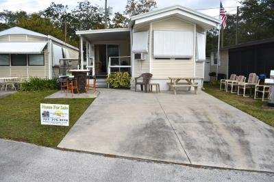 Mobile Home at 4699 Continental Drive, Lot 519 Holiday, FL 34690