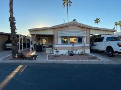 Mobile Home at 10540 E Apache Trail Apache Junction, AZ 85120