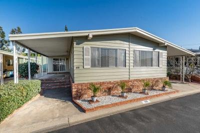 Mobile Home at 1400 S. Sunkist St. #108 Anaheim, CA 92806