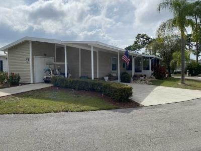 Mobile Home at 19145 Harbour Tree Ct. North Fort Myers, FL 33903