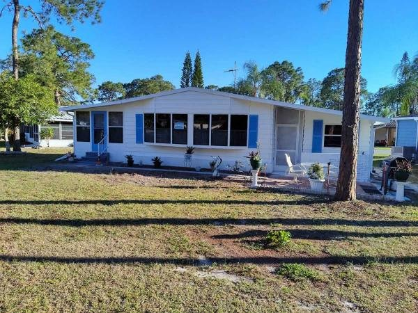 Photo 1 of 2 of home located at 19402 Deer Creek Ct. North Fort Myers, FL 33903