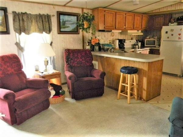1989 Spec Mobile Home For Sale