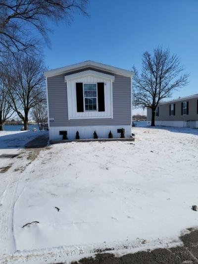 Mobile Home at 334 Osprey Drive Pontoon Beach, IL 62040