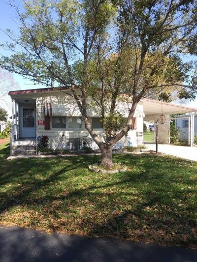 Mobile Home at 154 Emerald Drive W. Dundee, FL 33838