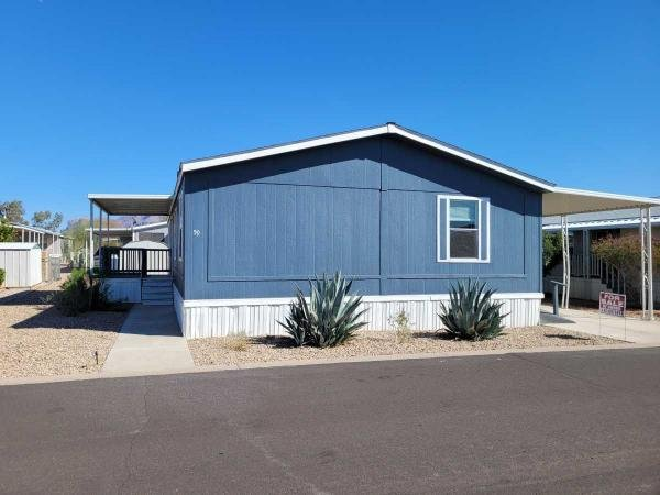1995 Redman Mobile Home For Sale