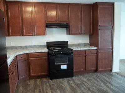 Mobile Home at 26603 Shiawassee Lane Flat Rock, MI 48134